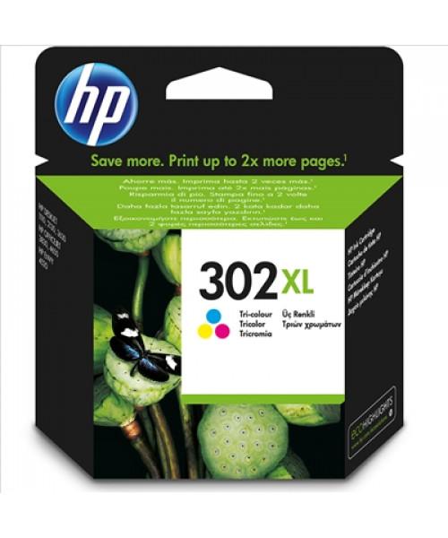 Tinteiro HP 302 XL COR