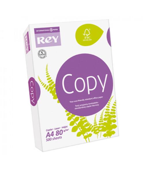 Papel Fotocopia A4 80gr Rey (Copy Paper)  Resma-preço exclusivo net