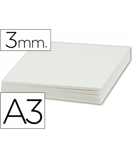 k-line A3, 3mm dupla face.(unidade)