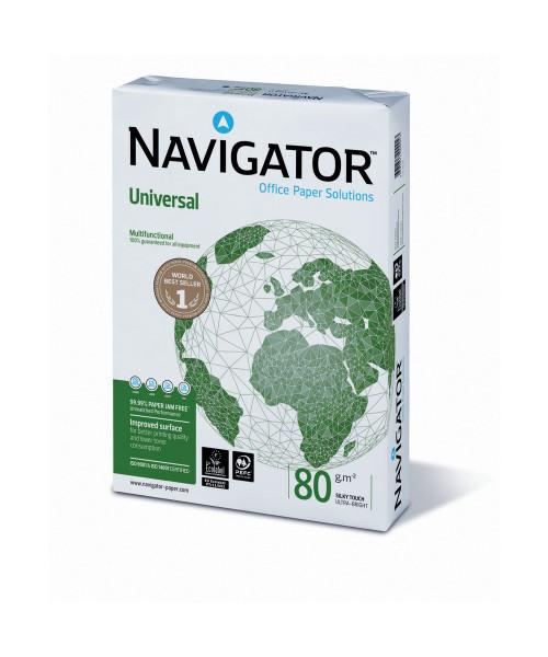 Papel Fotocopia A4 Navigator, branco,,  80 g/m² (resma)