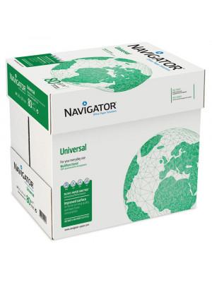 Papel Fotocópia A4  Navigator, branco, , 80 g/m² (caixa )