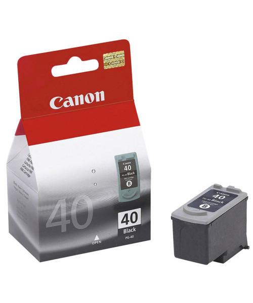 Tinteiro Canon PG-40 BK
