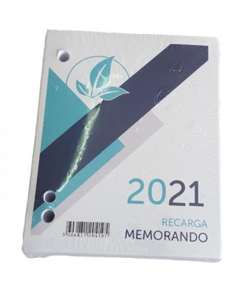 Bloco Memorando 2021