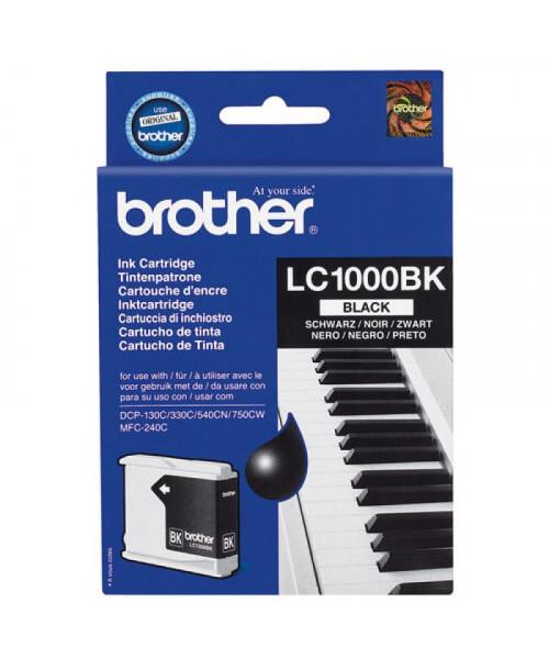 TINTEIRO BROTHER  LC 1000 PRETO