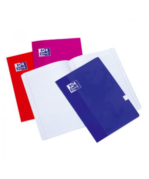 Caderno Agrafado Oxford Colours Capa Cartao, A5