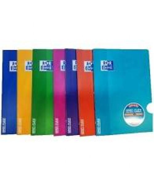 Caderno Agrafado Oxford Colours Capa Cartao,A4