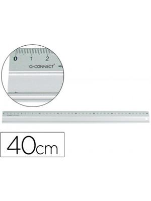 regua metalica 40 cm