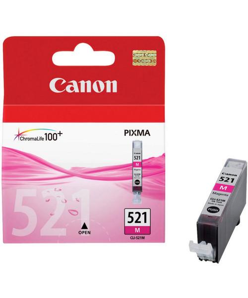 Tinteiro Canon CLI-521 Magenta