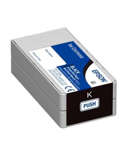 Tinteiro Epson SJIC33P Preto