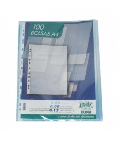 Bolsa Perfurada A4 - R 193 (Micas) pack 100 un.