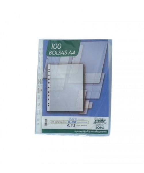 Bolsa Perfurada A4 - R 361pack 100