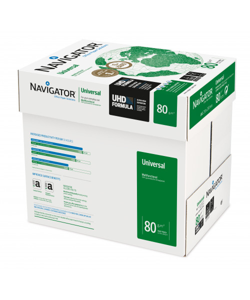 Papel fotocopia A3 Navigator caixa