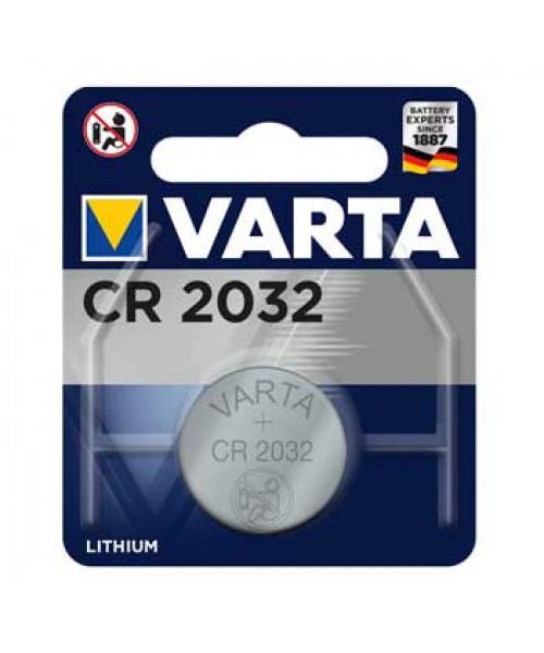 PILHA CR2032 VARTA