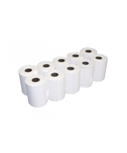 rolos termicos 75 x 70x11 pack 10 rolos