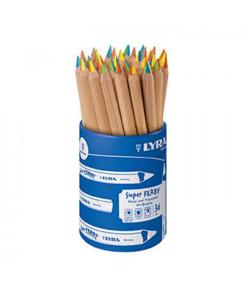 Lápis mágico(multicor)