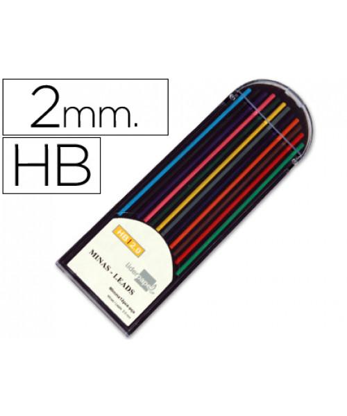 Minas 2 mm cor