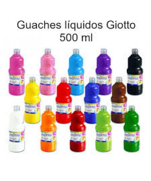 Guache Giotto 500 ml