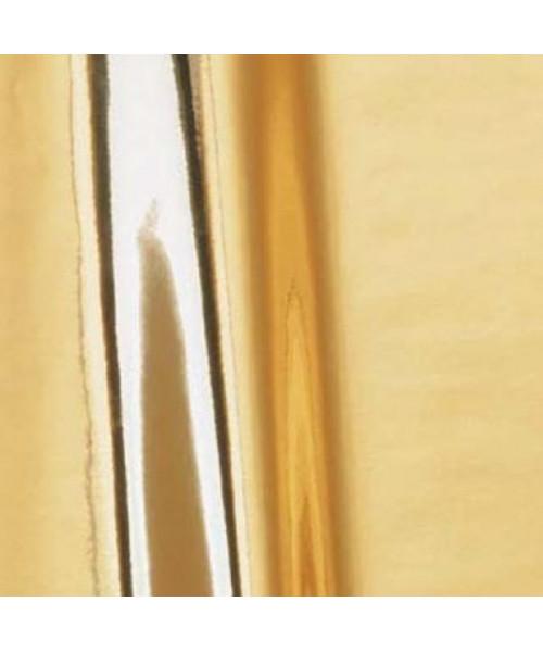 Papel autocolante dourado (metro)