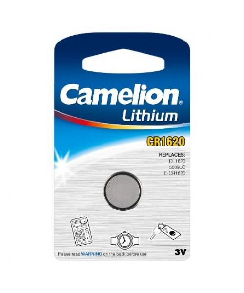 Pilhas CR 1620 Camellion