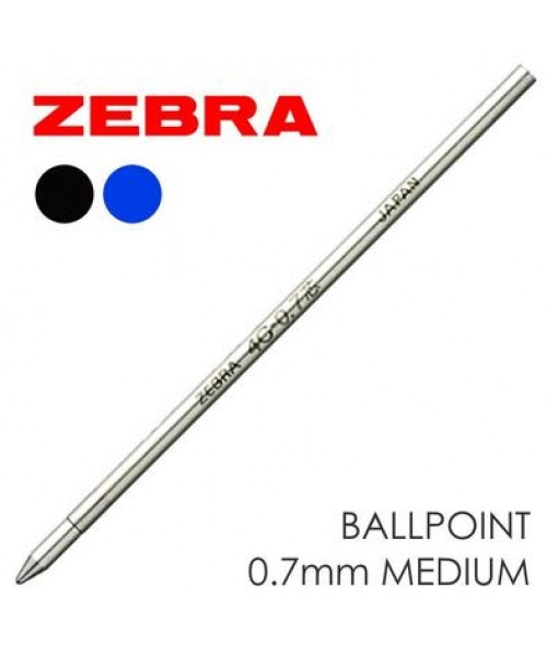 Recargas Zebra 4C 0,7