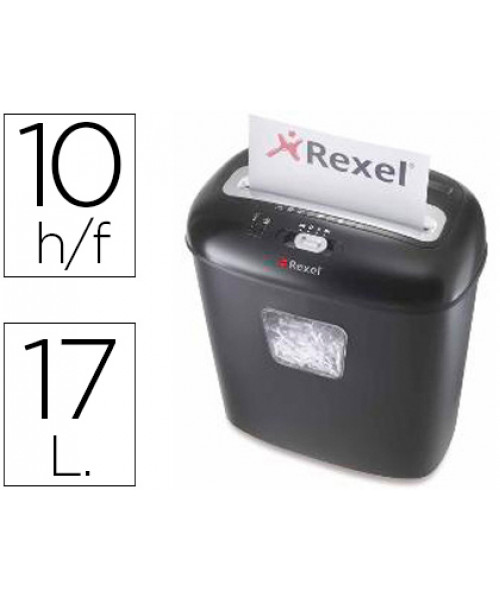 Destruidora documentos  Rexel